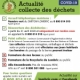 Point actualité COVID 19 - SMITOM-LOMBRIC